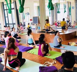 Haritha Yogshala Rishikesh - Yoga and Ayurveda Gallery-4