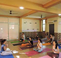 Haritha Yogshala Rishikesh - Yoga and Ayurveda Gallery-7