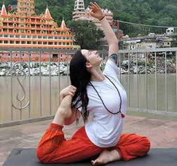 Haritha Yogshala Rishikesh - Yoga and Ayurveda Gallery-8