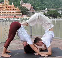 Haritha Yogshala Rishikesh - Yoga and Ayurveda Gallery-9